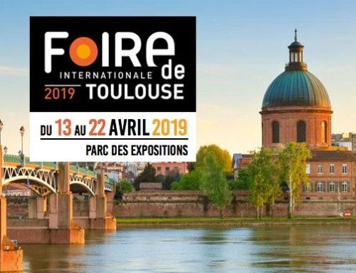 Foire de Toulouse du 13 au 22 avril